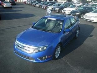 2012 Ford Fusion SEL Sedan for sale in Dunn for $20,000 with 34,560 miles.