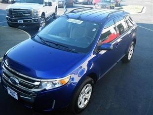 2013 Ford Edge SEL SUV for sale in Dunn for $22,000 with 18,089 miles.
