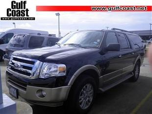 2012 Ford Expedition EL XLT SUV for sale in Angleton for $32,991 with 35,258 miles.