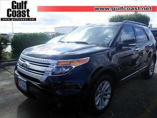 2013 Ford Explorer XLT SUV for sale in Angleton for $28,691 with 32,172 miles.