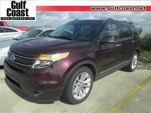 2011 Ford Explorer Limited SUV for sale in Angleton for $27,991 with 45,558 miles.