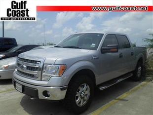 2013 Ford F150 XLT Crew Cab Pickup for sale in Angleton for $32,992 with 39,853 miles.
