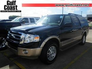 2013 Ford Expedition EL XLT SUV for sale in Angleton for $32,991 with 35,530 miles.