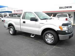 2011 Ford F150 XL Regular Cab Pickup for sale in Poplar Bluff for $16,950 with 26,370 miles.