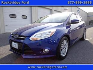 2012 Ford Focus SEL Hatchback for sale in Lexington for $17,895 with 39,523 miles.