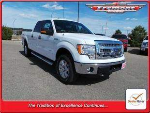 2014 Ford F150 XLT Crew Cab Pickup for sale in Scottsbluff for $37,991 with 2,496 miles.