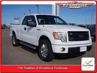 2013 Ford F150 STX Extended Cab Pickup for sale in Scottsbluff for $28,991 with 24,644 miles.