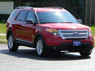 2011 Ford Explorer XLT SUV for sale in Marietta for $23,980 with 34,358 miles.
