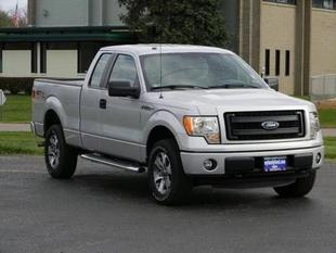 2013 Ford F150 Extended Cab Pickup for sale in Marietta for $31,980 with 8,448 miles.
