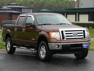 2011 Ford F150 Crew Cab Pickup for sale in Marietta for $27,000 with 75,800 miles.