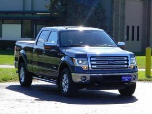 2013 Ford F150 Crew Cab Pickup for sale in Marietta for $39,980 with 9,407 miles.