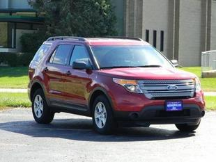 2013 Ford Explorer Base SUV for sale in Marietta for $26,980 with 22,024 miles.
