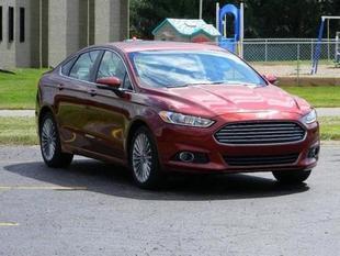 2014 Ford Fusion Titanium Sedan for sale in Marietta for $25,980 with 14,644 miles.
