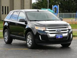 2013 Ford Edge SEL SUV for sale in Marietta for $31,980 with 11,100 miles.