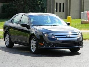 2012 Ford Fusion SEL Sedan for sale in Marietta for $18,980 with 20,869 miles.