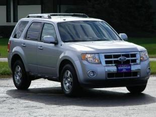 2012 Ford Escape Limited SUV for sale in Marietta for $22,980 with 35,986 miles.