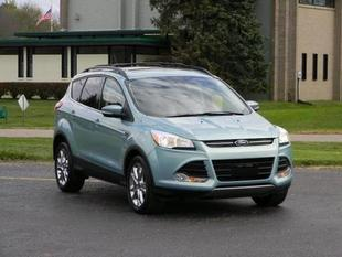 2013 Ford Escape SEL SUV for sale in Marietta for $22,980 with 24,801 miles.