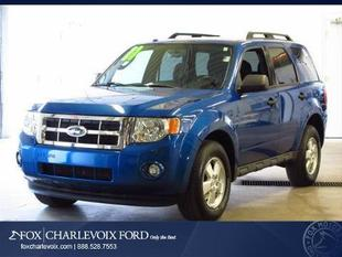 2011 Ford Escape XLT SUV for sale in Charlevoix for $19,991 with 28,256 miles.