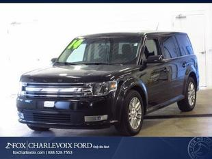 2014 Ford Flex SEL SUV for sale in Charlevoix for $28,991 with 25,882 miles.