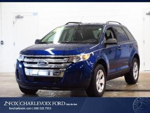 2013 Ford Edge SE SUV for sale in Charlevoix for $25,991 with 26,885 miles.