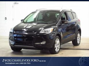 2014 Ford Escape Titanium SUV for sale in Charlevoix for $25,991 with 17,131 miles.