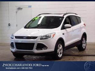2014 Ford Escape SE SUV for sale in Charlevoix for $24,991 with 15,504 miles.