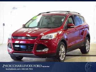 2013 Ford Escape SEL SUV for sale in Charlevoix for $24,991 with 20,598 miles.