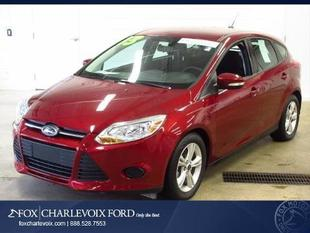 2013 Ford Focus SE Hatchback for sale in Charlevoix for $15,991 with 17,559 miles.