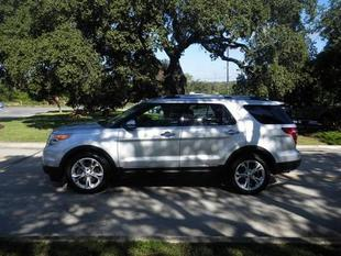 2013 Ford Explorer Limited SUV for sale in Boerne for $28,488 with 35,901 miles.