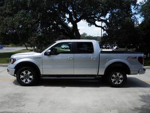 2012 Ford F150 FX4 Crew Cab Pickup for sale in Boerne for $31,653 with 48,512 miles.