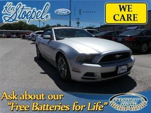 2014 Ford Mustang V6 Premium Convertible for sale in Kerrville for $21,979 with 33,585 miles.