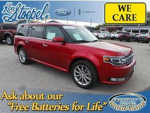 2014 Ford Flex Limited SUV for sale in Kerrville for $27,981 with 22,830 miles.