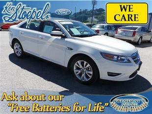 2011 Ford Taurus SEL Sedan for sale in Kerrville for $16,941 with 29,473 miles.