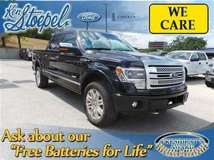2013 Ford F150 Crew Cab Pickup for sale in Kerrville for $38,997 with 36,523 miles.