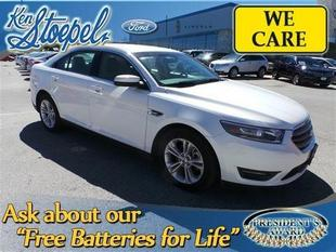 2013 Ford Taurus SEL Sedan for sale in Kerrville for $19,991 with 18,433 miles.
