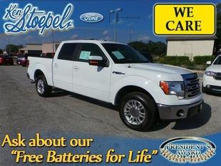 2013 Ford F150 Lariat Crew Cab Pickup for sale in Kerrville for $32,474 with 8,265 miles.