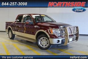 2010 Ford F150 King Ranch Crew Cab Pickup for sale in San Antonio for $31,995 with 58,358 miles.