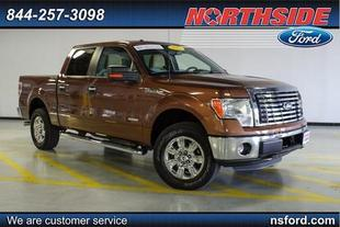 2011 Ford F150 XLT Crew Cab Pickup for sale in San Antonio for $29,981 with 22,450 miles.