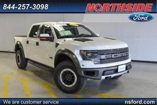 2013 Ford F150 SVT Raptor Crew Cab Pickup for sale in San Antonio for $49,836 with 42,619 miles.