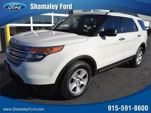2012 Ford Explorer Base SUV for sale in El Paso for $21,995 with 38,195 miles.