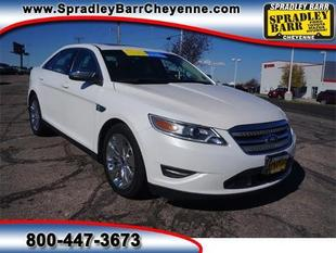 2010 Ford Taurus Limited Sedan for sale in Cheyenne for $21,991 with 25,835 miles.