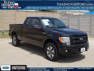 2013 Ford F150 STX Extended Cab Pickup for sale in Fort Worth for $25,000 with 28,453 miles.