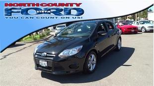 2014 Ford Focus SE Hatchback for sale in Vista for $17,490 with 14,791 miles.