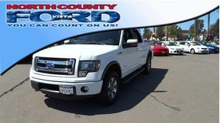 2013 Ford F150 FX4 Crew Cab Pickup for sale in Vista for $41,991 with 29,049 miles.