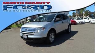 2010 Ford Edge SE SUV for sale in Vista for $16,851 with 46,734 miles.