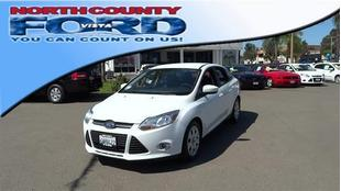 2012 Ford Focus SE Sedan for sale in Vista for $13,551 with 58,946 miles.
