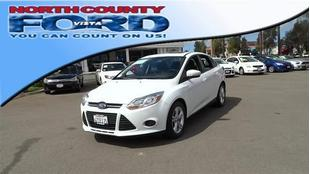 2013 Ford Focus SE Sedan for sale in Vista for $14,991 with 40,157 miles.
