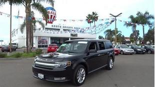 2014 Ford Flex Limited SUV for sale in Vista for $32,293 with 15,773 miles.