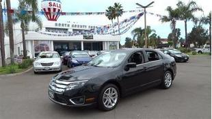 2012 Ford Fusion SEL Sedan for sale in Vista for $16,995 with 49,102 miles.