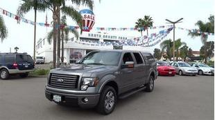 2011 Ford F150 FX2 Crew Cab Pickup for sale in Vista for $29,995 with 35,241 miles.